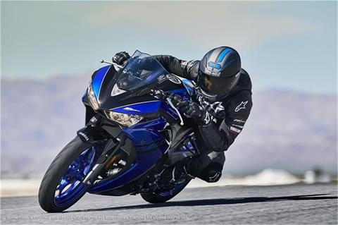 2018 Yamaha YZF-R3 ABS in Paw Paw, Michigan
