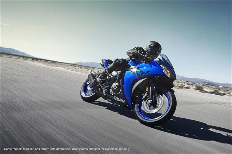 2018 Yamaha YZF-R3 ABS in New Haven, Connecticut