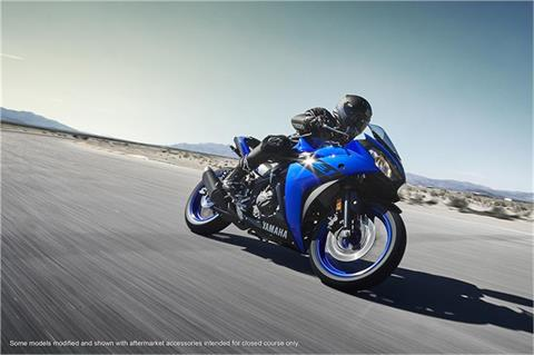 2018 Yamaha YZF-R3 ABS in Simi Valley, California