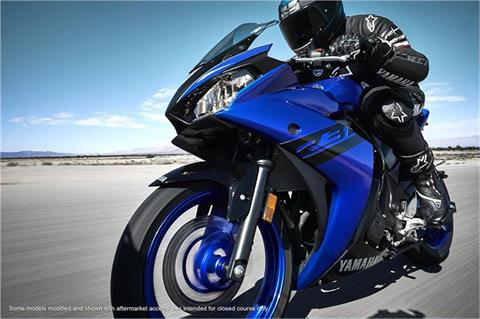 2018 Yamaha YZF-R3 ABS in Brooklyn, New York