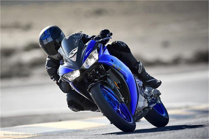 2018 Yamaha YZF-R3 ABS in Virginia Beach, Virginia