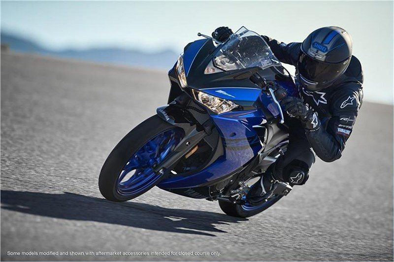 2018 Yamaha YZF-R3 ABS in Johnson City, Tennessee