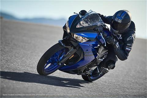 2018 Yamaha YZF-R3 ABS in Olympia, Washington