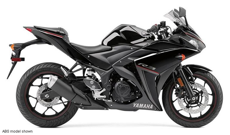 2018 Yamaha YZF-R3 ABS in Dimondale, Michigan - Photo 1