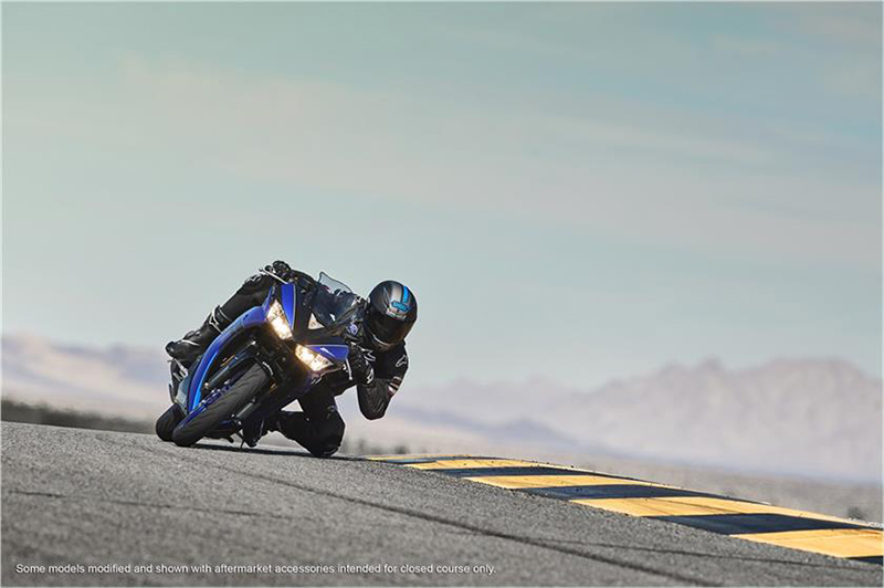 2018 Yamaha YZF-R3 ABS in Manheim, Pennsylvania