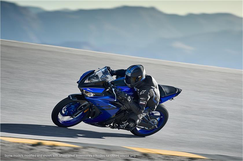 2018 Yamaha YZF-R3 ABS in Mineola, New York
