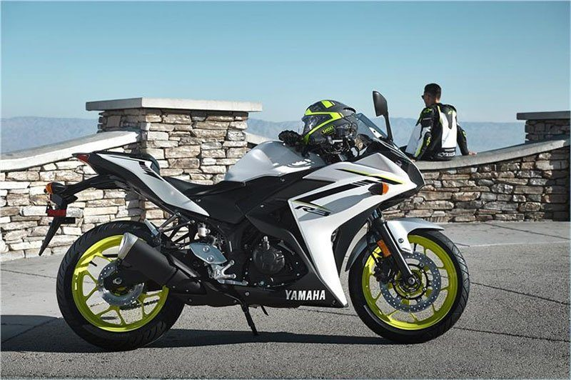 2018 Yamaha YZF-R3 ABS in Pine Grove, Pennsylvania