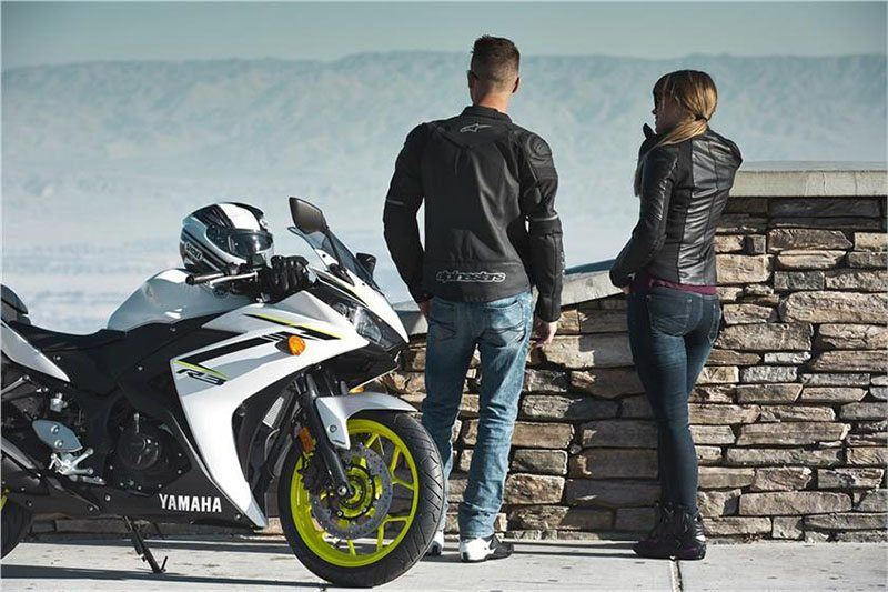 2018 Yamaha YZF-R3 ABS in Hailey, Idaho