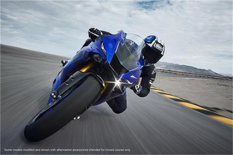 2018 Yamaha YZF-R6 in Unionville, Virginia