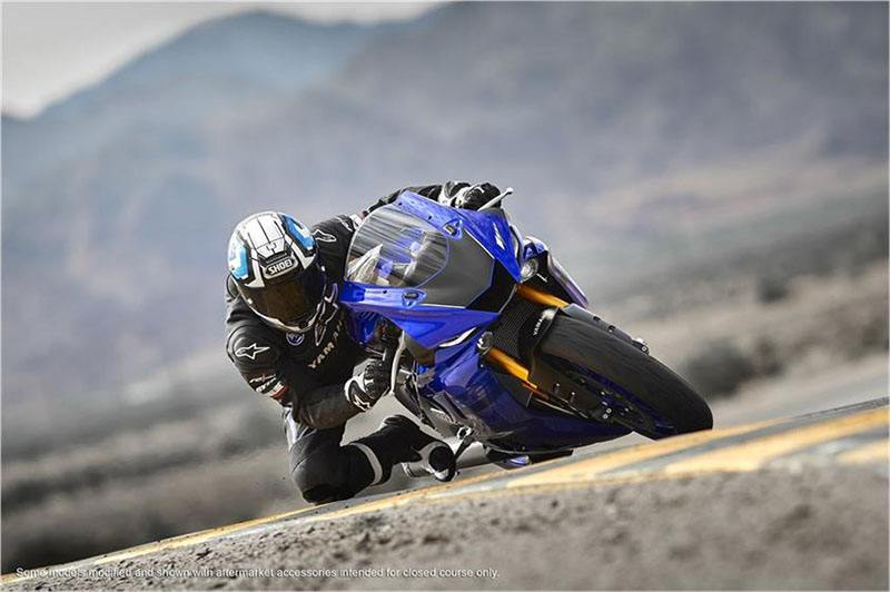 2018 Yamaha YZF-R6 in Albuquerque, New Mexico - Photo 4