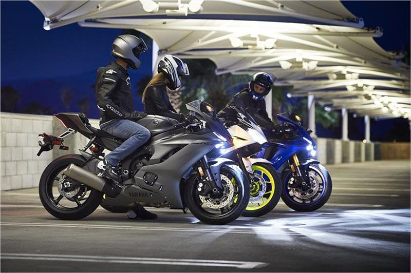 2018 Yamaha YZF-R6 in Glen Burnie, Maryland - Photo 16