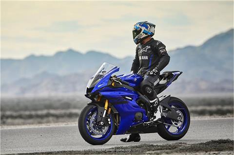 2018 Yamaha YZF-R6 in Johnson City, Tennessee