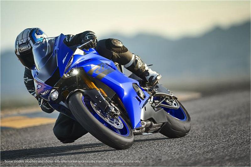 2018 Yamaha YZF-R6 in Coloma, Michigan