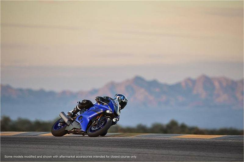 2018 Yamaha YZF-R6 in Sanford, North Carolina
