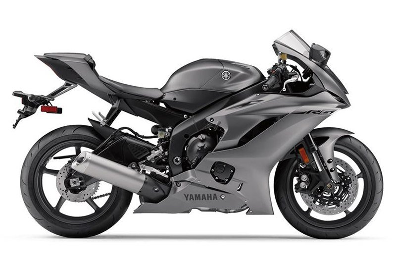 2018 Yamaha YZF-R6 in Lafayette, Louisiana - Photo 2