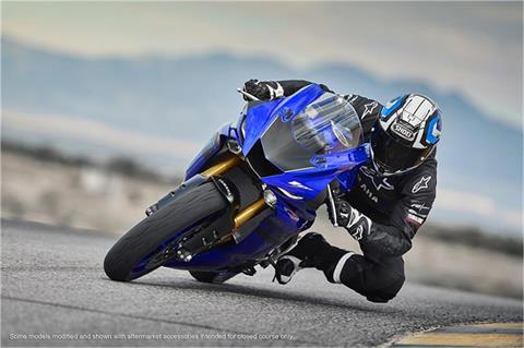 2018 Yamaha YZF-R6 in Lafayette, Louisiana - Photo 12