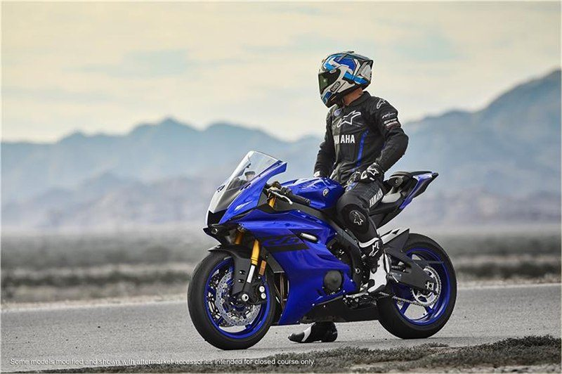 2018 Yamaha YZF-R6 in Gulfport, Mississippi