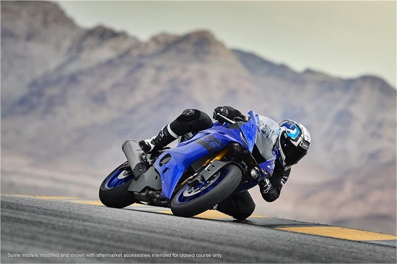 2018 Yamaha YZF-R6 in Lafayette, Louisiana - Photo 19