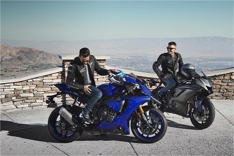 2018 Yamaha YZF-R6 in San Marcos, California
