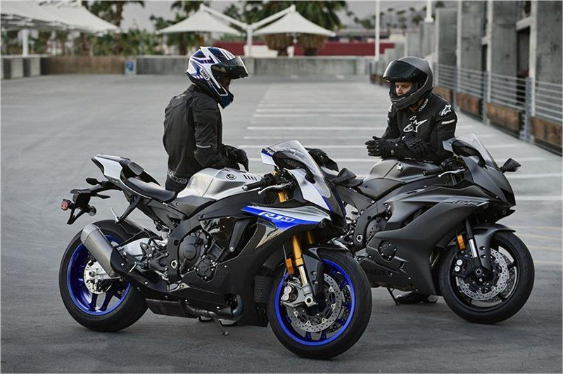 2018 Yamaha YZF-R6 in Spencerport, New York