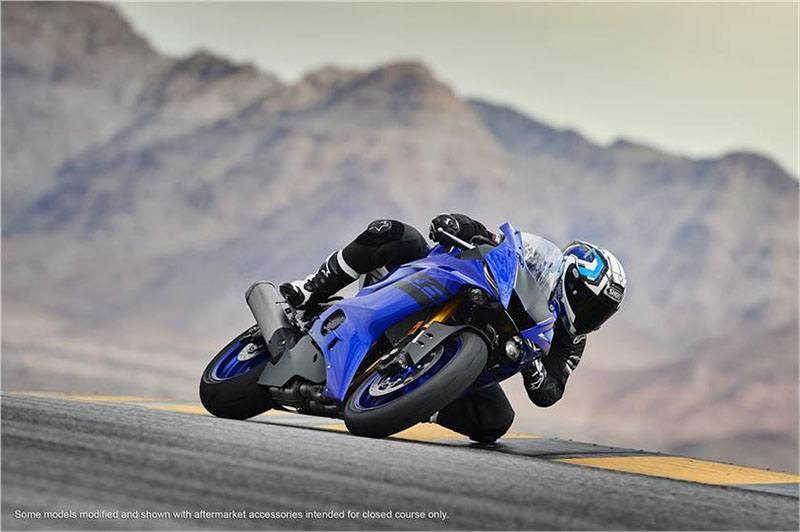 2018 Yamaha YZF-R6 in Port Angeles, Washington