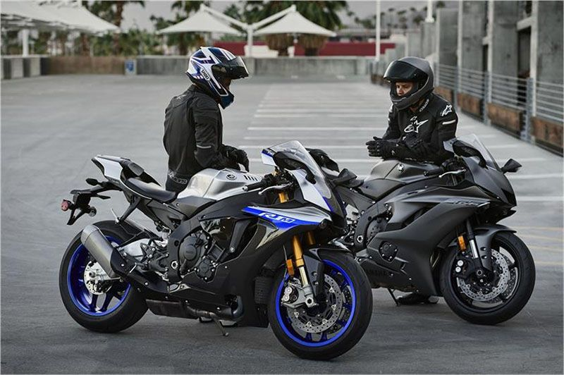 2018 Yamaha YZF-R6 in Santa Clara, California