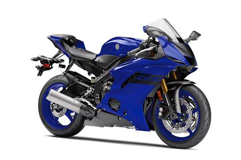2018 Yamaha YZF-R6 in Statesville, North Carolina