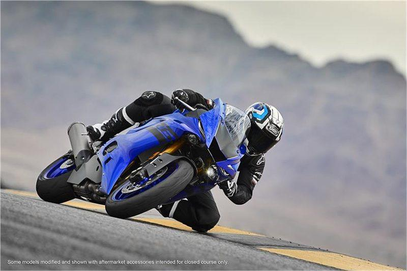 2018 Yamaha YZF-R6 in Hailey, Idaho