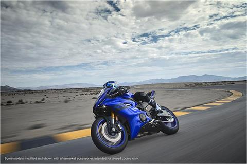 2018 Yamaha YZF-R6 in Centralia, Washington