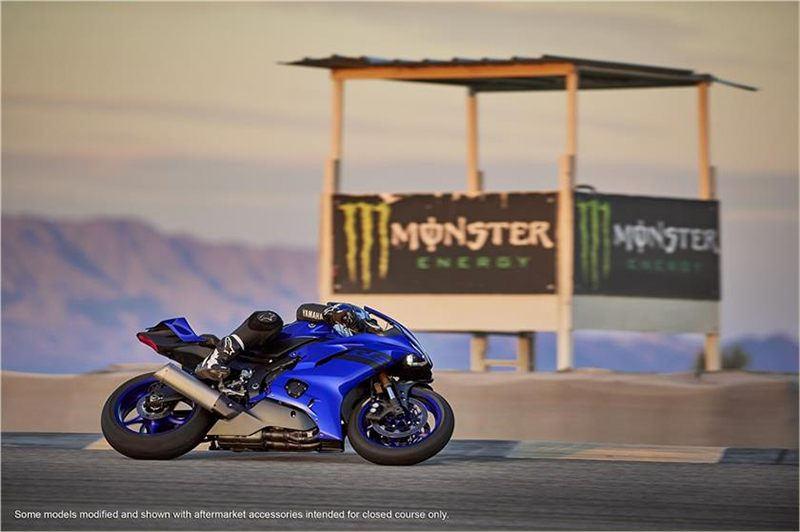 2018 Yamaha YZF-R6 in Pine Grove, Pennsylvania