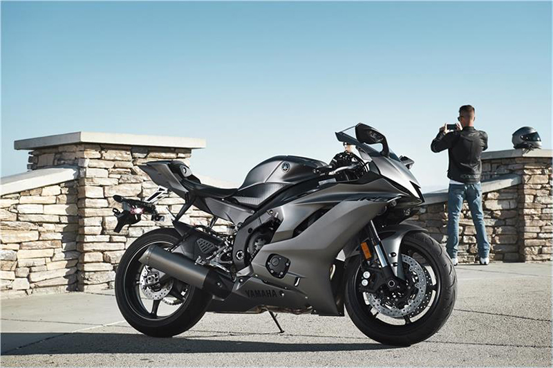 2018 Yamaha YZF-R6 in Colorado Springs, Colorado
