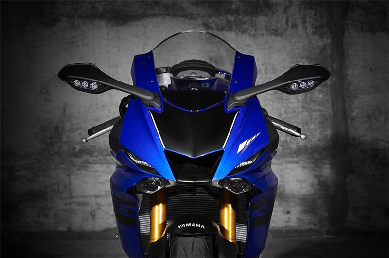 2018 Yamaha YZF-R6 in Danville, West Virginia