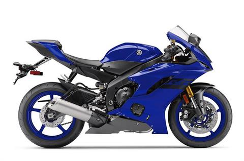 2018 Yamaha YZF-R6 in Danbury, Connecticut