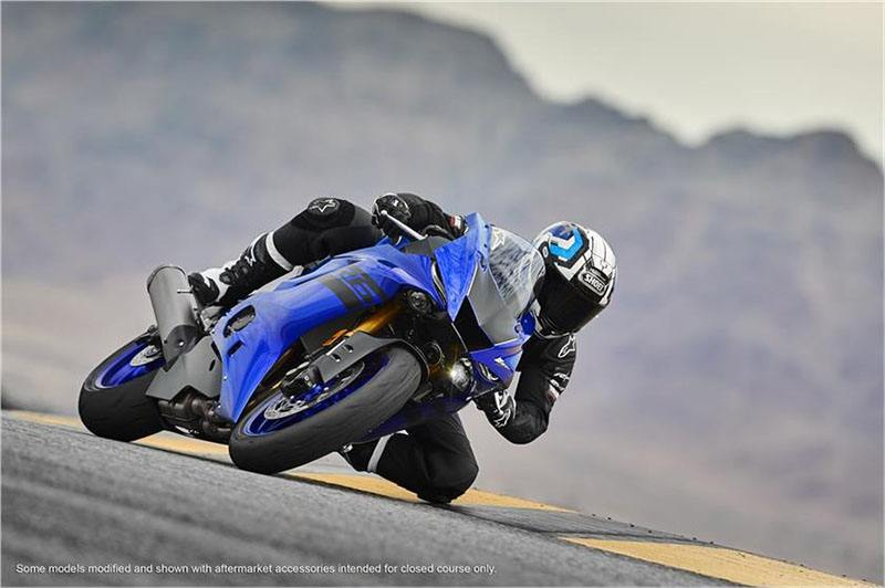 2018 Yamaha YZF-R6 in State College, Pennsylvania