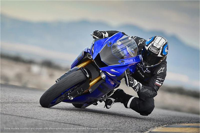 2018 Yamaha YZF-R6 in Allen, Texas