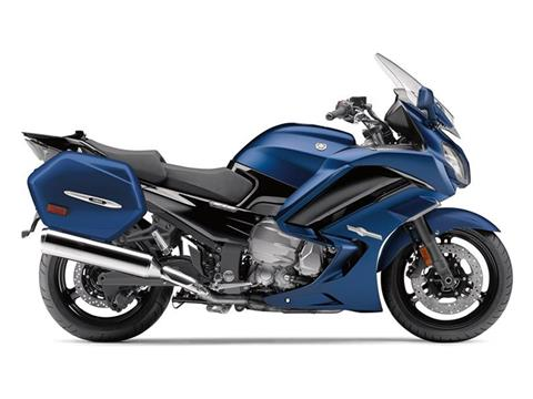 2018 Yamaha FJR1300A in Derry, New Hampshire