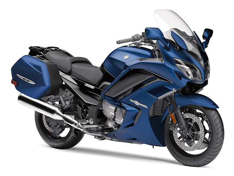 2018 Yamaha FJR1300A in North Mankato, Minnesota