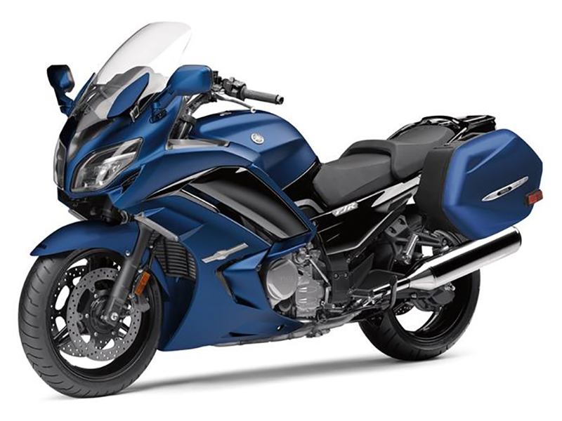 2018 Yamaha FJR1300A in Victorville, California