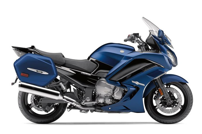 2018 Yamaha FJR1300A in Johnson Creek, Wisconsin