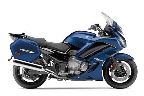 2018 Yamaha FJR1300A in Danbury, Connecticut