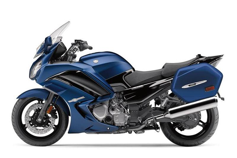 2018 Yamaha FJR1300A in Statesville, North Carolina