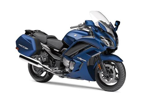 2018 Yamaha FJR1300A in Rock Falls, Illinois