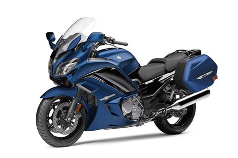 2018 Yamaha FJR1300A in Belle Plaine, Minnesota