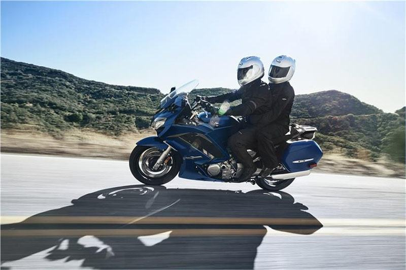 2018 Yamaha FJR1300A in Santa Clara, California