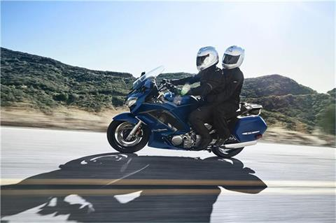 2018 Yamaha FJR1300A in Colorado Springs, Colorado