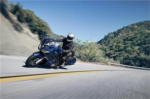 2018 Yamaha FJR1300A in Goleta, California