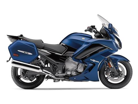 2018 Yamaha FJR1300ES in Greenville, North Carolina