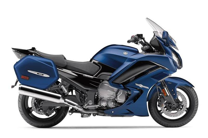 2018 Yamaha FJR1300ES in Mount Vernon, Ohio
