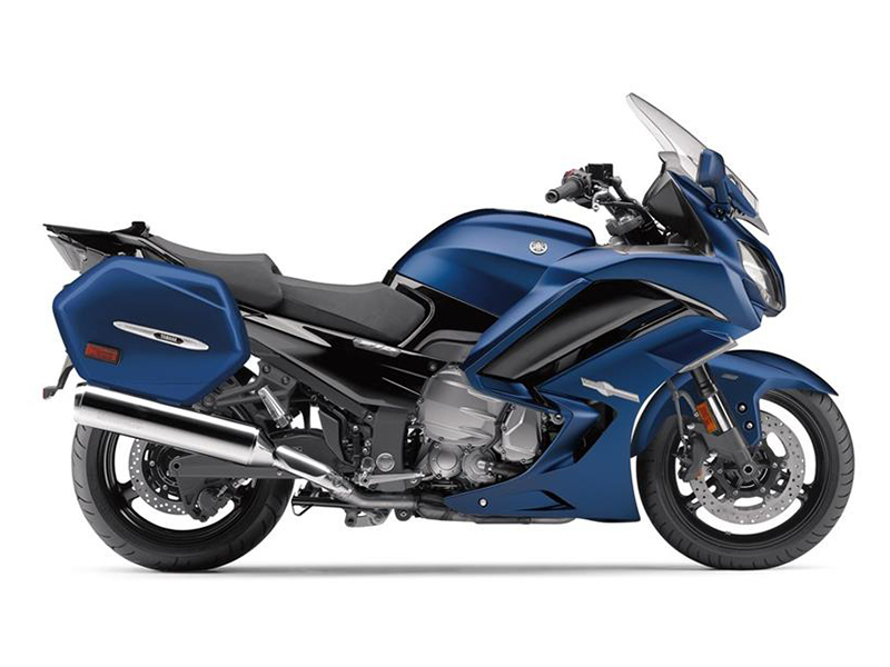 2018 Yamaha FJR1300ES in Statesville, North Carolina