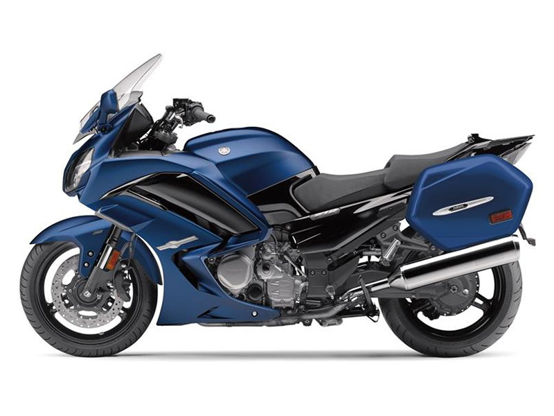 2018 Yamaha FJR1300ES in Lowell, North Carolina